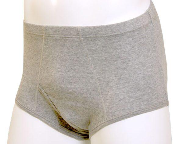 安心パンツ さわやか吸収タイプ 前開きブリーフタイプ 50cc | 尿漏れパンツ | 失禁パンツ