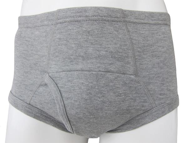 サラッと快適安心パンツ【ブリーフタイプ】 35cc   nojima   男性用尿漏れパンツ   失禁パンツ