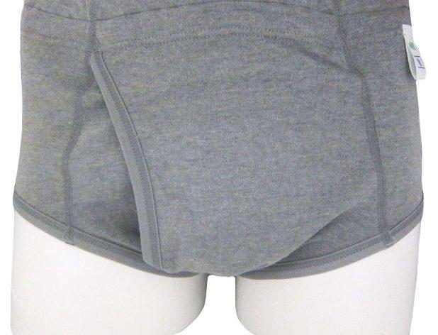 【乾燥機OK】安心ドライパンツ【パッド併用ポケット付き】 50cc | 日本エンゼル | 3177-A | 男性用尿漏れパンツ | 失禁パンツ